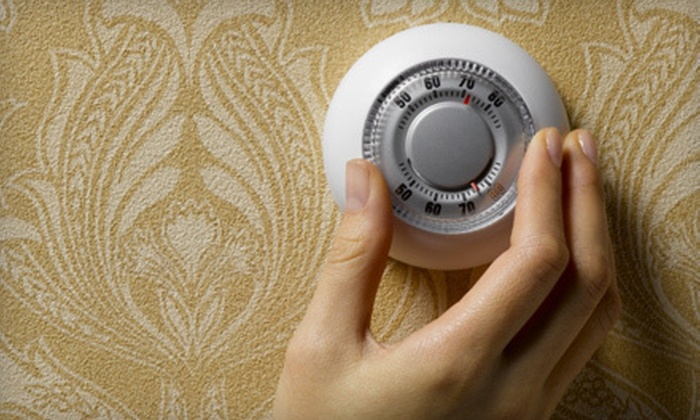 Comfortmax Heating & Air LLC - Goose Creek: Heating and AC Tune-Up with or without Up to Two Pounds of Freon from Comfortmax Heating & Air LLC (Up to 61% Off)