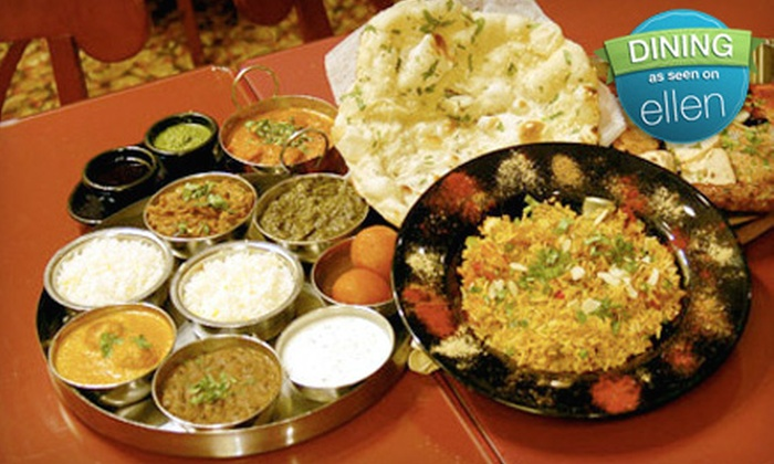 Saffron Patch - Shaker Heights: $15 for $30 Worth of Indian Fare at Saffron Patch