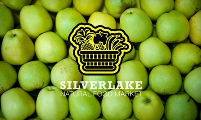 Silverlake Natural Food Market - Silver Lake: $10 for $20 Worth of Organic Groceries and Home Goods at Silver Lake Natural Food Market