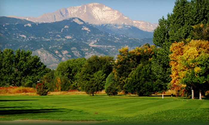 Valley Hi Golf Course - Southeast Colorado Springs: Golf Instruction and Practice at Valley Hi Golf Course. Three Options Available.