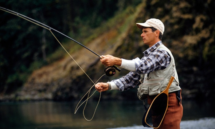 Fly the Alley - Geneva-on-the-Lake: One or Two Tickets to Fly the Alley Fly-Fishing Expo in Geneva-on-the-Lake (53% Off)