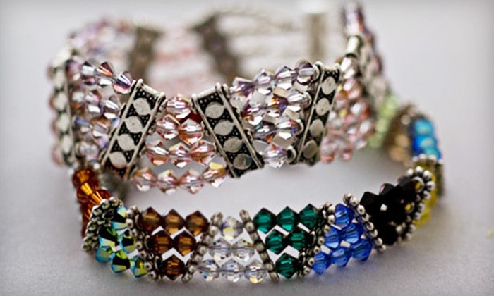 Life's A Bead - Waverley Square: One, Three, or Six Beading or Craft Classes for Two at Life's a Bead in Belmont (Up To 58% Off)