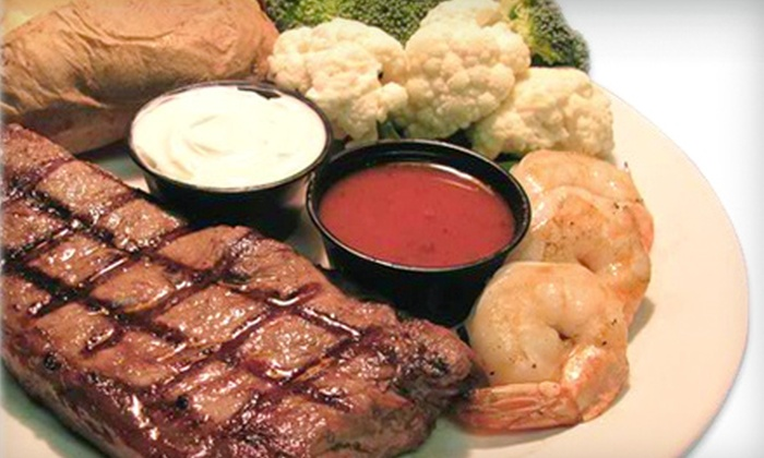 West End Diner - Valley West: $20 for American Diner Fare for Two at West End Diner (Up to $52.95 Value)