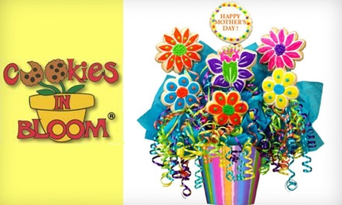 Cookies In Bloom - Columbus: $30 for $60 Worth of Delicious Gourmet Cookies from Cookies In Bloom