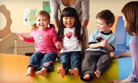 Gymboree Play & Music at 13533 St. Albert Tr. NW in Edmonton - Gymboree Play & Music in Edmonton