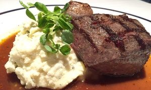 Up to 36% Off Classic Steakhouse Food at Pacific Dining Car at Pacific Dining Car, plus 9.0% Cash Back from Ebates.