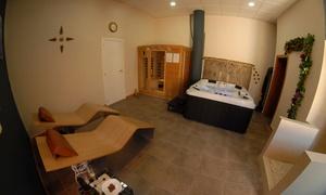Venus Estètica i Spa: Spa privado para dos con opción a masaje relax espalda y/o facial con aromaterapia desde 19 € en Venus Estètica i Spa
