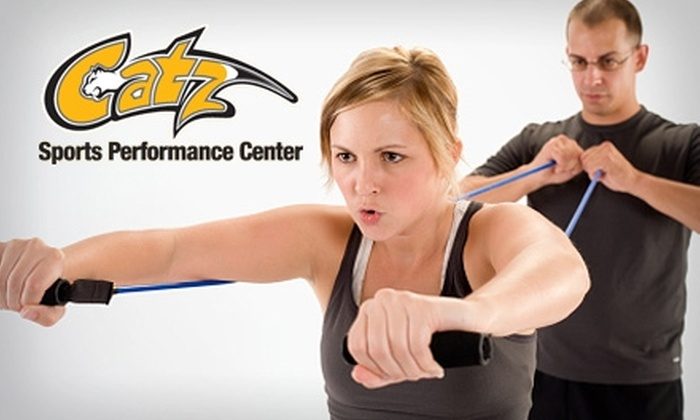Competitive Athlete Training Zone  - Northwest Austin: $25 for One Month of Unlimited Classes at Competitive Athlete Training Zone ($149 Value)