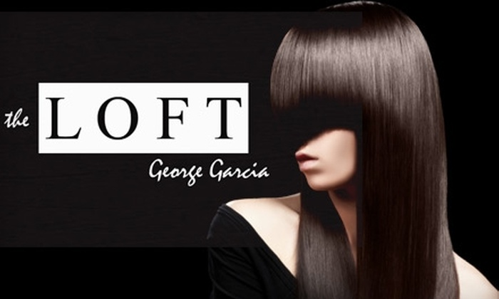 The Loft - Fulton Mall: Hair Cut and Color Services at The Loft (Up to $175 Value). Three Options Available.