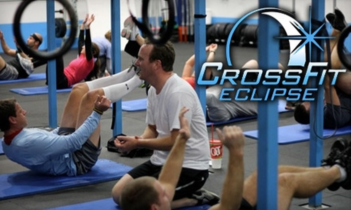 CrossFit Eclipse - Tulsa: $60 for One-Month Membership at CrossFit Eclipse ($140 Value)