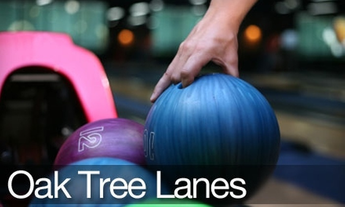 Oak Tree Lanes - Pomona: $5 for Two Games of Bowling and Shoe Rental at Oak Tree Lanes in Diamond Bar