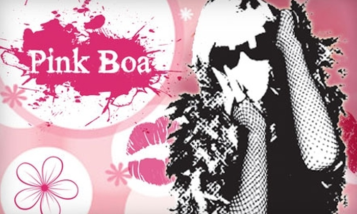 The Pink Boa - Andover: $10 for $25 Worth of Gifts and Accessories at The Pink Boa at Bon Bon's in Andover