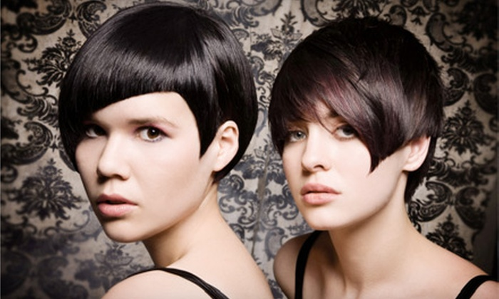 Seven Salon - Seattle: Wash, Cut, and Blowout or Shampoo, Conditioner, and Seal at Seven Salon