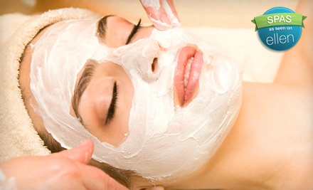 One 60-Minute Facial (a $70 value) - Master Esthetics in Spanish Fork
