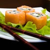 Ku Sushi and Japanese Cuisine – Up to 52% Off Sushi Dinner for Two