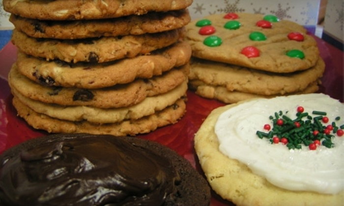 Cookies Cookies - Western: $5 for $10 Worth of Assorted Cookies at Cookies Cookies