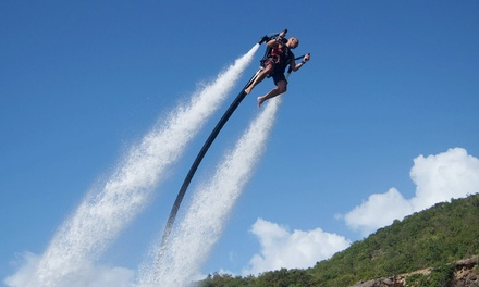 Water Jetpack Flying Experience