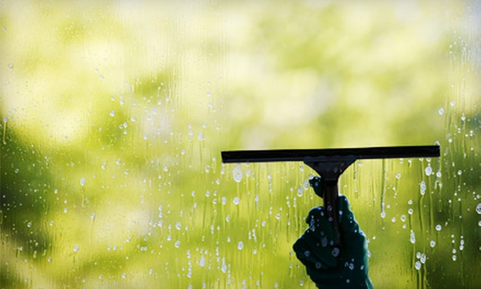 A-S Window Cleaning Service - Middlesex: Interior and Exterior Window Washing for Up to 20 or Up to 35 Windows from A-S Window Cleaning Service (Up to 72% Off)