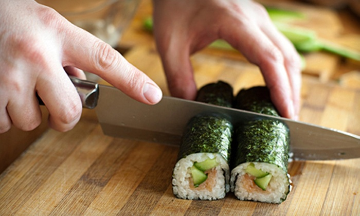 Sushi Academy in Tennessee - Knoxville: Sushi-Making Class for Two or Four from Sushi Academy in Tennessee (Up to 63% Off)