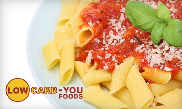 Lo Carb-U Foods - Valley Village: $15 for $30 Worth of Low-Carb Groceries at Lo Carb-U Foods in North Hollywood