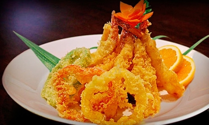 Wok 'N Fire - Multiple Locations: $15 for $30 Worth of Pan-Asian Fare and Drinks at Wok 'N Fire