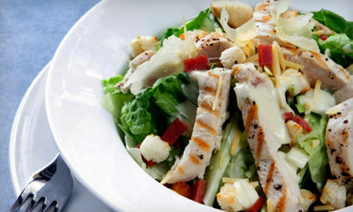 Ventana Gourmet Grill - Rainbow: $25 for Three-Course American Meal for Two at Ventana Gourmet Grill in Excelsior Springs (Up to $54 Value)