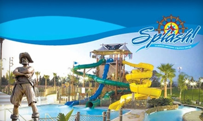 Splash water park la mirada coupons
