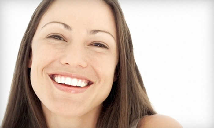 Right Dental Group - Multiple Locations: $35 for a Dental Exam, Cleaning, and X-rays at Right Dental Group ($300 Value)