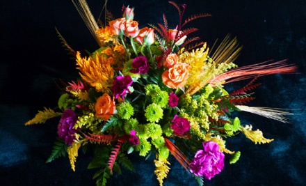 Small Holiday Flower Arrangement (a $40 value) - Wild Bunch Flowers in Phoenix