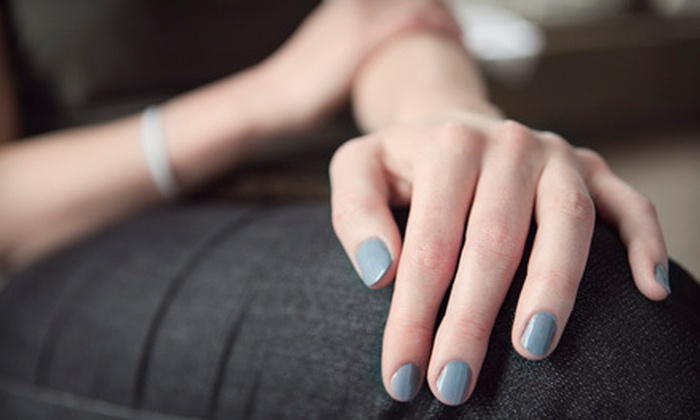 Steffani Kemp Nails at Z Best Hair and Nail Salon - Nampa: Mani-Pedis from Steffani Kemp Nails at Z Best Hair and Nail Salon (Up to 58% Off). Three Options Available.