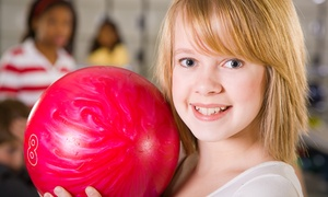 Wentworth Leisure Centre: Bowling Party for Up to 12 Kids at Wentworth Leisure Centre (57% Off)