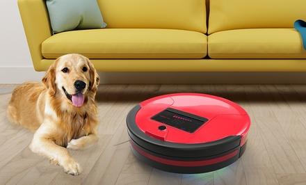 bObsweep Standard or Pet-Hair Robotic Vacuum Cleaner and Mop