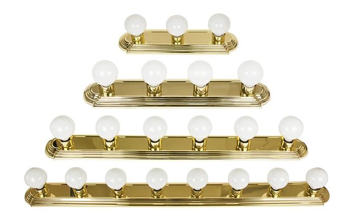 Polished Brass Light Fixtures