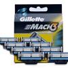 8-Pack of Gillette Mach 3 Refill Cartridges