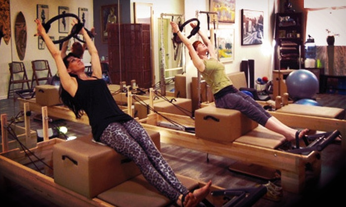 Pilates & Arts - Echo Park: 5 or 10 Reformer Pilates Classes at Pilates & Arts (Up to 63% Off)