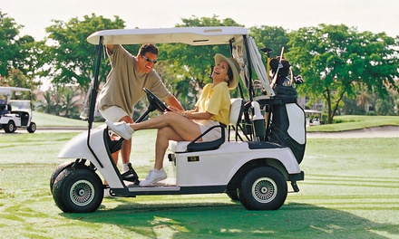 18 Holes of Golf and Cart for Two or Four at Pennrose Park Country Club (Up to 54% Off)