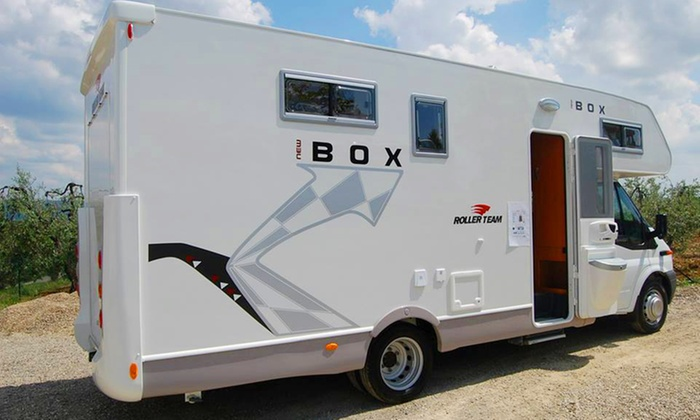 Wohnmobil Mosbach In Mosbach Bw Groupon Getaways