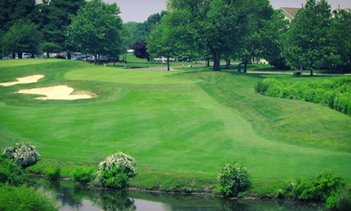 Valleybrook Country Club - Blackwood: $189 for a VIP Pass for Five Rounds of Golf and Ten 60-Minute Clinics at Valleybrook Country Club (Up to $925 Value)