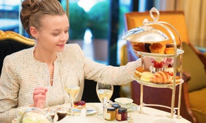 The Duke Of Buckingham - Non-Accommodation: Afternoon Tea With Prosecco For Two (£16.70) or Four (£33.40) at The Duke of Buckingham (40% Off)