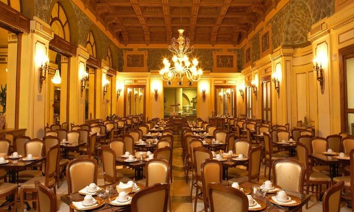 Grand Hotel Cadenabbia Am Comer See