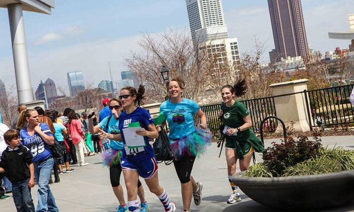 Great City Race - Roswell: $40 for Race Entry for Two with Swag Bags and T-shirts from The Great City Race ($80 Value)