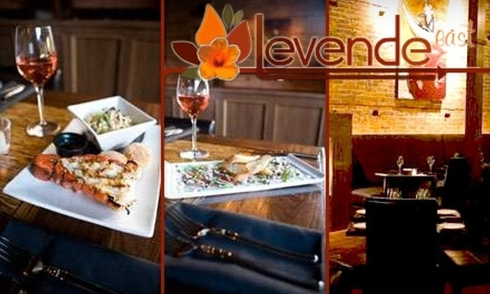 Levende East - Old City: $20 for $40 Worth of New American Cuisine and Drinks at Levende East