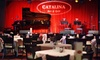 Catalina Jazz Club - Hollywood: $40 for $80 Worth of Music, Drinks, and Gourmet Fare at Catalina Jazz Club in Hollywood