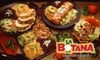 Labotana Grill - Amphi: $10 for $20 Worth of Mexican Fare and Drinks at La Botana Grill