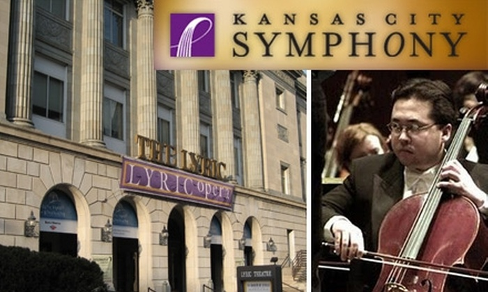 Kansas City Symphony - Central Business District - Downtown: $25 for One Ticket to Mahler's Monumental 4th Performed by Kansas City Symphony on April 9 or April 10 (Up to $52 Value)