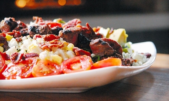 The White Chocolate Grill - Phoenix: $10 for $20 Worth of Contemporary American Fare and Drinks at The White Chocolate Grill