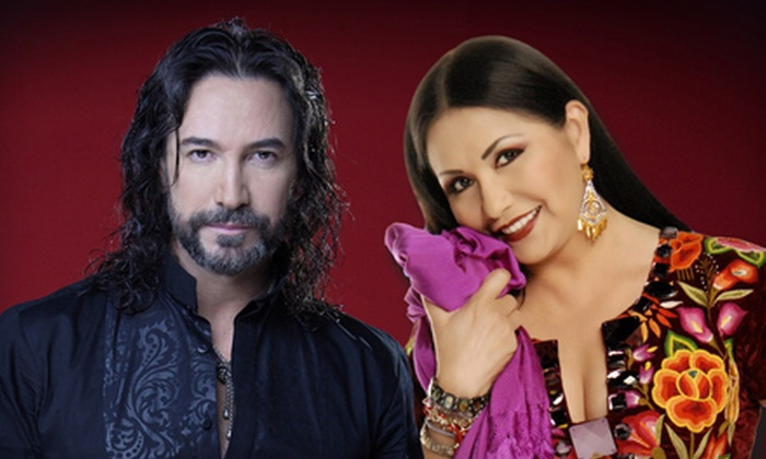 Marco Antonio Solís and Ana Gabriel - Rosemont: One Ticket to See Marco Antonio Solís and Ana Gabriel at Allstate Arena on September 10 at 8 p.m. (Up to $86.30 Value)