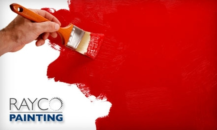 Rayco Painting - Downtown San Jose: $150 for a One-Room Paint Job by Rayco Painting