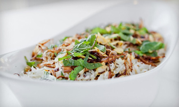 Arka Indian Restaurant - Sunnyvale: $10 for $20 Worth of Indian Fare at Arka Indian Restaurant in Sunnyvale