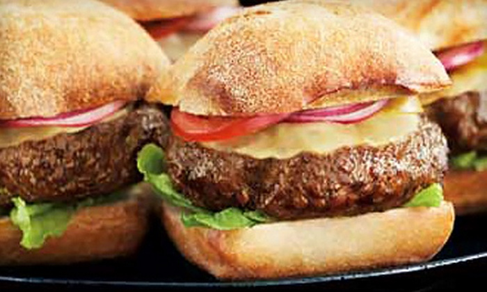 La Cense Beef: $38 for 20 Grass-Fed Steakburger Patties with Shipping from La Cense Beef$75.99 Value)